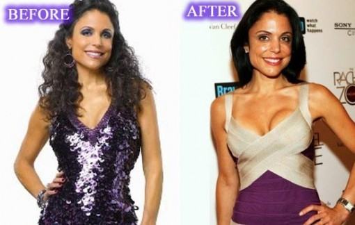 Bethenny frankel Body Transformation