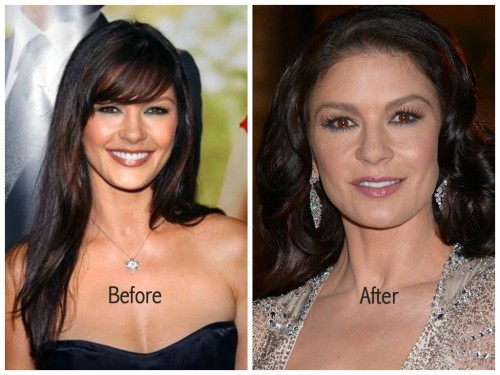 Catherine Zeta-Jones Body Transformation