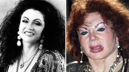 Jackie Stallone Body Transformation