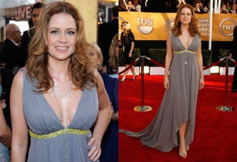 Jenna Fischer Body Transformation