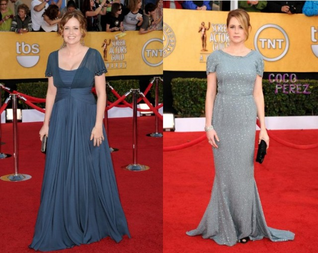 Jenna Fischer Surgery Before and After