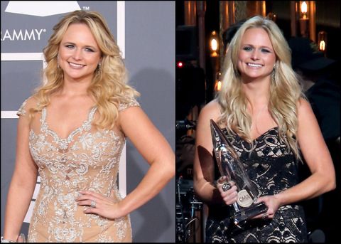 Miranda Lambert Plastic Surgery Before and After 1