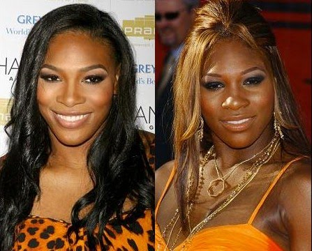 Serena Williams Body Transformation