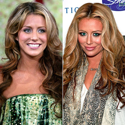 Aubrey ODay Body Transformation