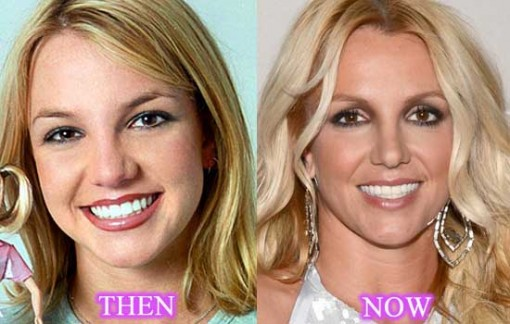 Britney Spears Body Transformation