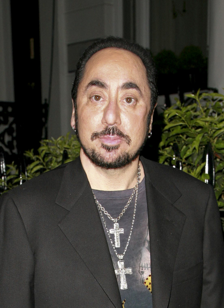 David Gest Body Transformation