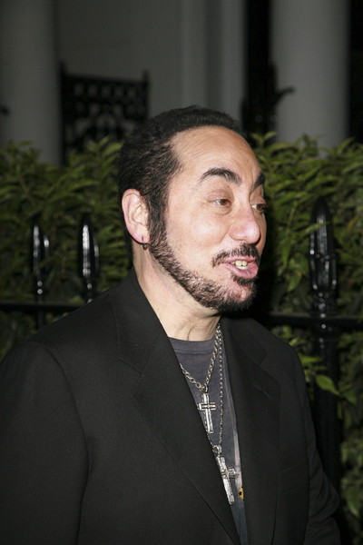 David Gest Plastic Surgery Before After