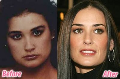 Demi Moore Body Transformation