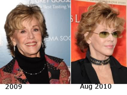 Jane Fonda Body Transformation