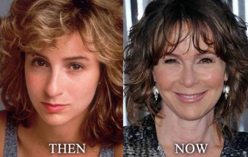 Jennifer Grey Body Transformation