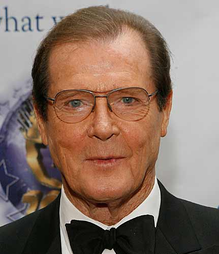 Roger Moore Body Transformation