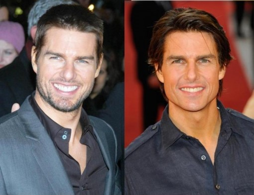 Tom Cruise Body Transformation