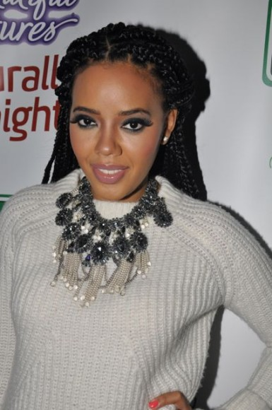Angela Simmons Body Transformation