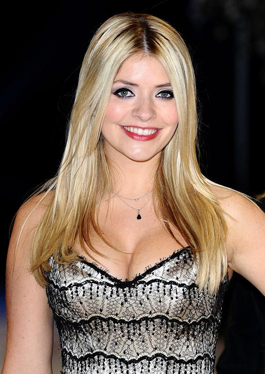 Holly Willoughby Body Transformation