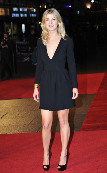 Rosamund Pike Plastic Surgery Before After