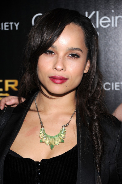 Zoe Kravitz Plastic Surgery Before After