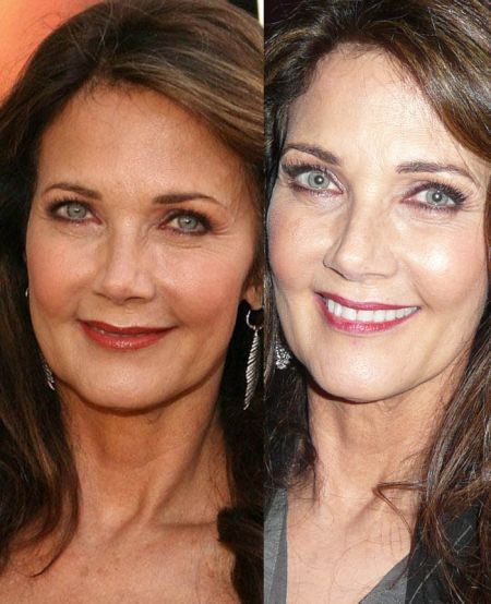 lynda carter Body Transformation
