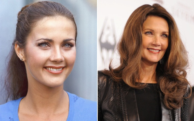 lynda carter Plastic Surgery Before After