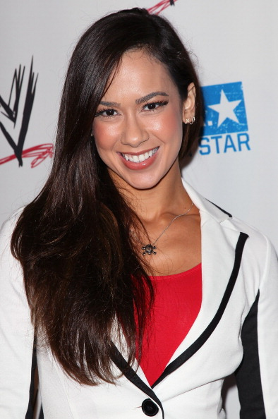 AJ Lee Body Transformation
