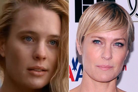 Robin Wright Body Transformation