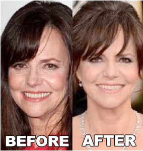 Sally Field Body Transformation