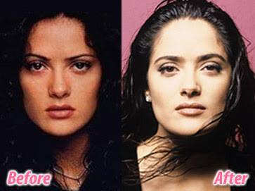 Salma Hayek Body Transformation