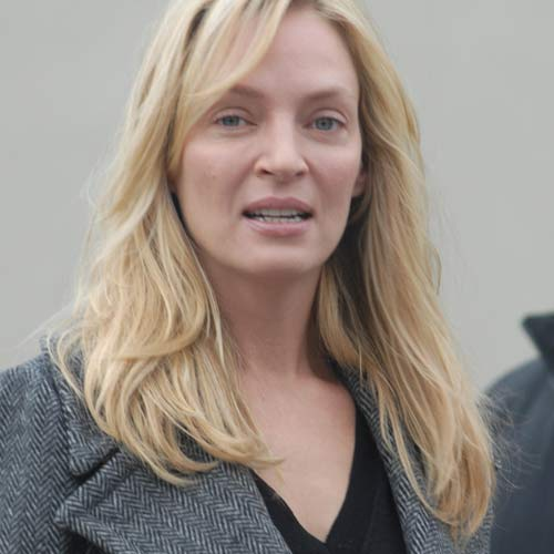 Uma Thurman Plastic Surgery Before After
