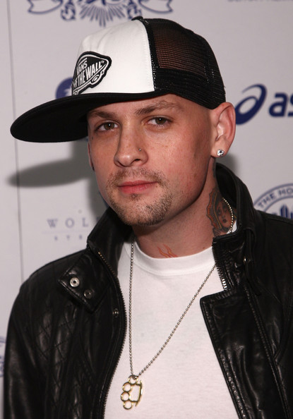 Benji Madden Body Transformation