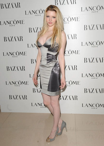Talulah Riley Body Transformation