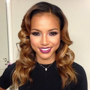 Karrueche Tran Body Transformation