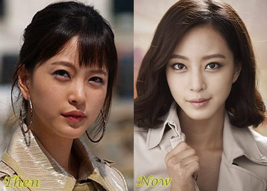 Han Ye Seul Body Transformation