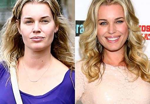 Rebecca Romijn Body Transformation