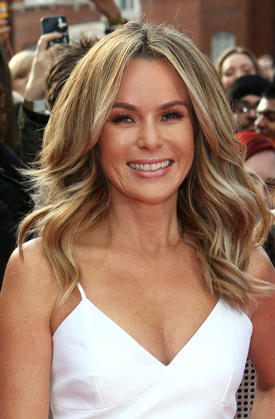 Amanda Holden Plastic Surgery Before After