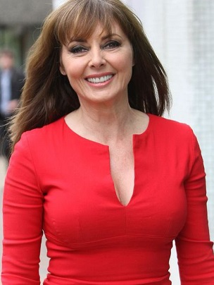 Carol Vorderman Body Transformation