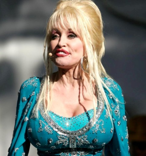 Dolly Parton Body Transformation