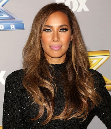 Leona Lewis Body Transformation
