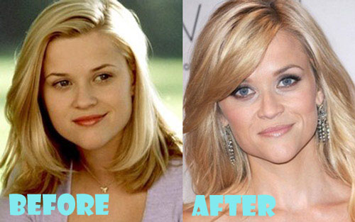 Reese Witherspoon Body Transformation