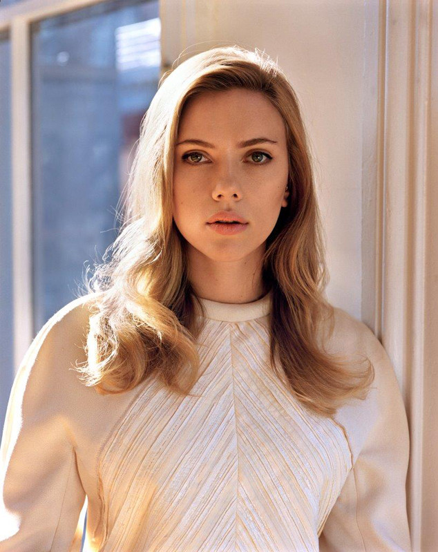 Scarlett Johansson Body Transformation