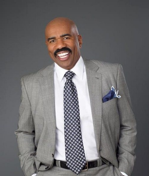 Steve Harvey Plastic Surgery Before After