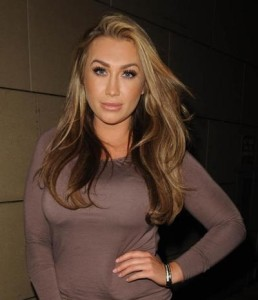 Lauren Goodger Body Transformation