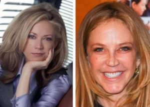 Ally Walker Body Transformation