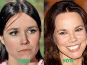 Barbara Hershey Body Transformation