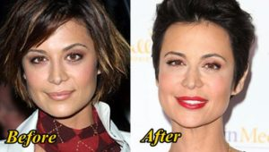 Catherine Bell Body Transformation