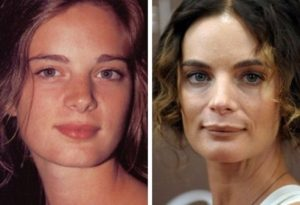 Gabrielle Anwar Body Transformation