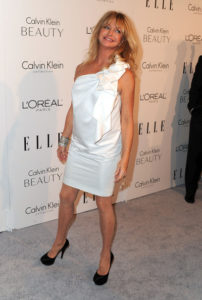 Goldie Hawn Plastic Surgery Before After