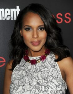 Kerry Washington Plastic Surgery Before After