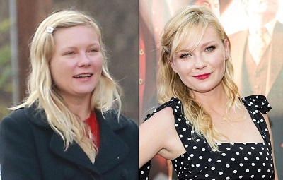 Kirsten Dunst Plastic Surgery Before After Breast Implants