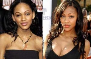 Meagan Good Plastic Surgery Before After