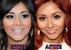 Nicole Polizzi Body Transformation