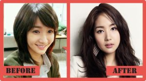 Park Min Young Body Transformation